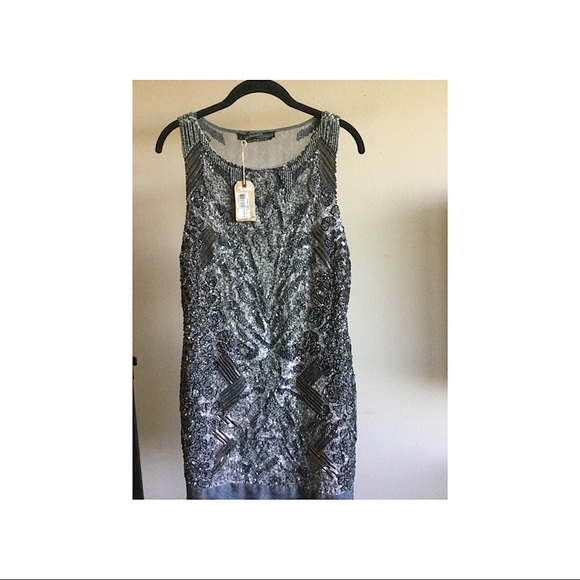 All Saints Dresses & Skirts - All Saints Hand Embellished VIPER Dress